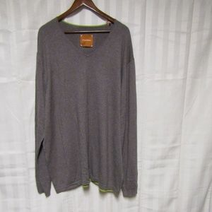 Tommy Bahama brown pullover